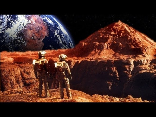 Неразгаданные тайны Марса.