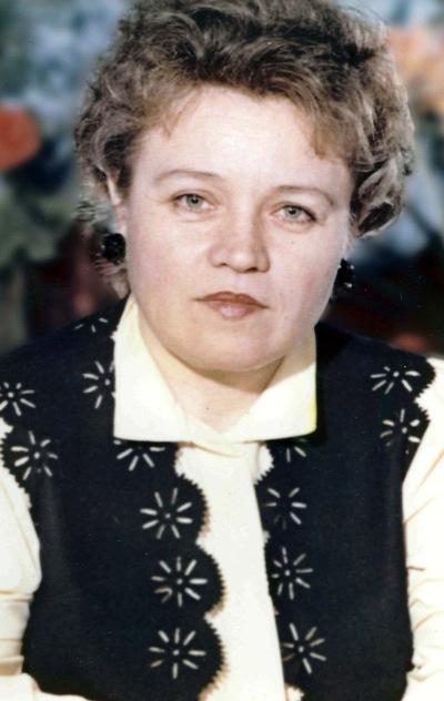 Раиса Погорелова, 30 января , Харьков, id165835332