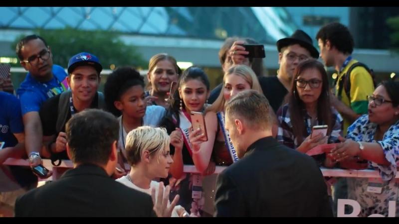 Kristen Stewart at the 2018 Toronto International Film Festival