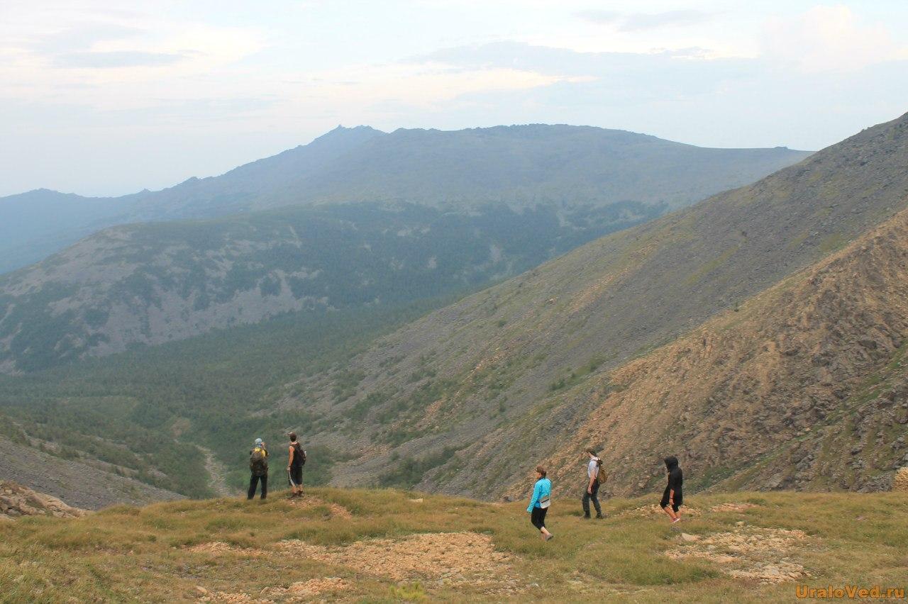 Серебрянский камень с Иовского плато