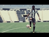 PAOK completed the signing of Chuba Akpom from Arsenal.