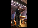 Gustav Mahler - Symphony No. 6 conductor- Alexander Sladkovsky Curtain Call 1 Moscow Conservatory