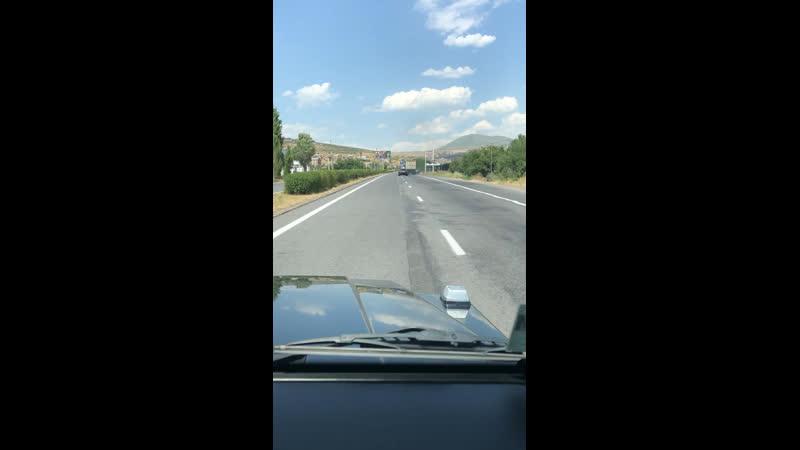 Erevan Sevan Highway