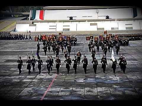 Conmemoración del 190 Aniversario del Heroico Colegio Militar