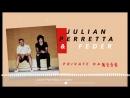 Julian Perretta FEDER - Private Dancer Official audio