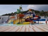 Мы приехали! 🤗 Аквапарк в Будве (Черногория). Короткий обзор.Часть 1.