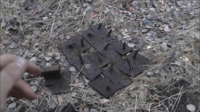 Коп металла Разведка на болотах Нашлись подкладочки