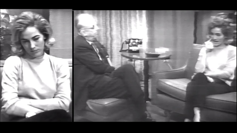 1960s Psychiatric Interview with Sexual Abuse Victim/Hysterical Personality