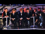 HD Fancam131122 MAMA- EXO BAEKHYUN SEHUN LAY Dancing to I Love It
