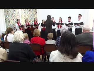 Концерт русской духовной музыки. Часть 2.