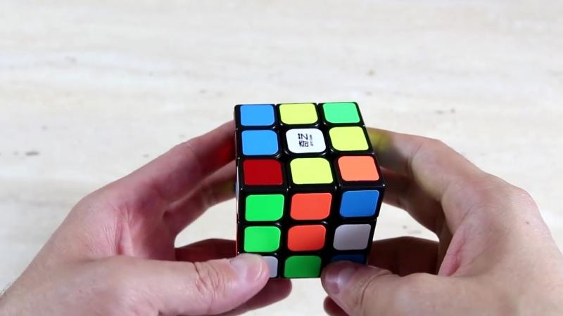 Как собрать кубик Рубика 3х3 для начинающих. Часть 2