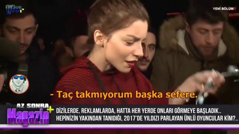 Sonunda Merve Boluğur Konuştu! Murat Dalkılıç ve Hande Erçel.