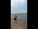 Дикий пляж!