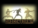 .3WH [ThePruld] Dark souls dragon form