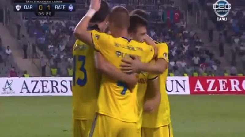 Qarabağ – BATE 0-1