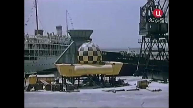 1966 Приключение на шельфе - Подводная одиссея команды Кусто