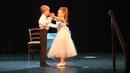 Школа Танцев Движение Вальс на балу Золушки