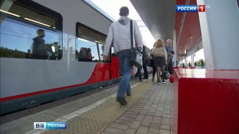 Вести-Москва • Удобно и быстро: москвичи оценивают метро шаговой доступности