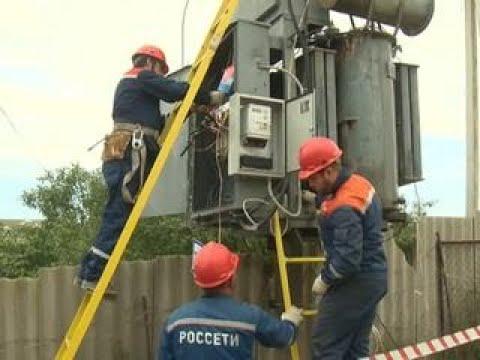 В Дагестан на учения съехались 2 тысячи электриков со всей России - Вести 24