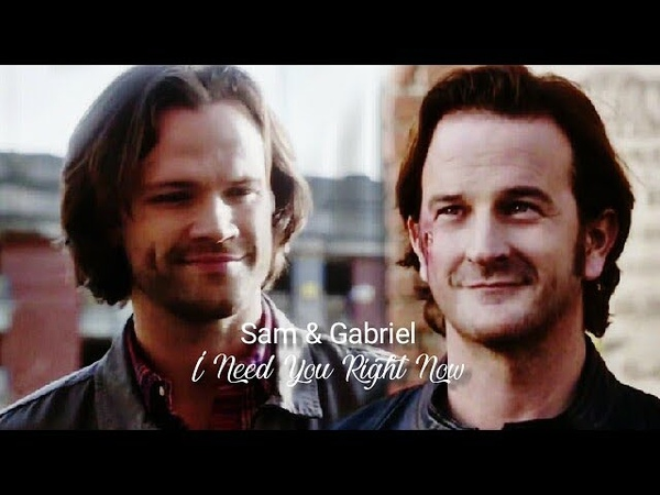 Sabriel - I Need You Right Now (13x20)