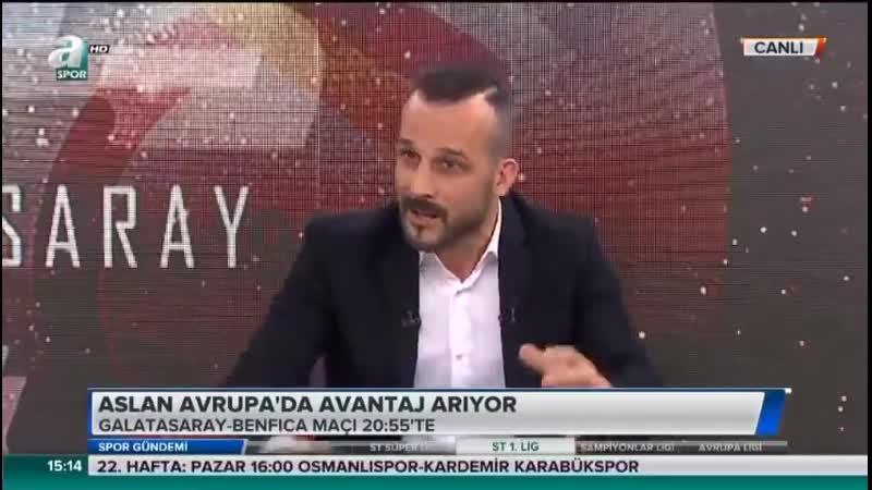 Galatasaray - Benfica - Savaş Çorlu, Emre Kaplan, Ender Alkan Maç Öncesi Yorumlar