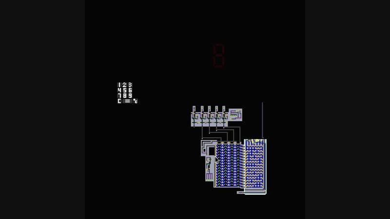 Processor unit 4-bit
