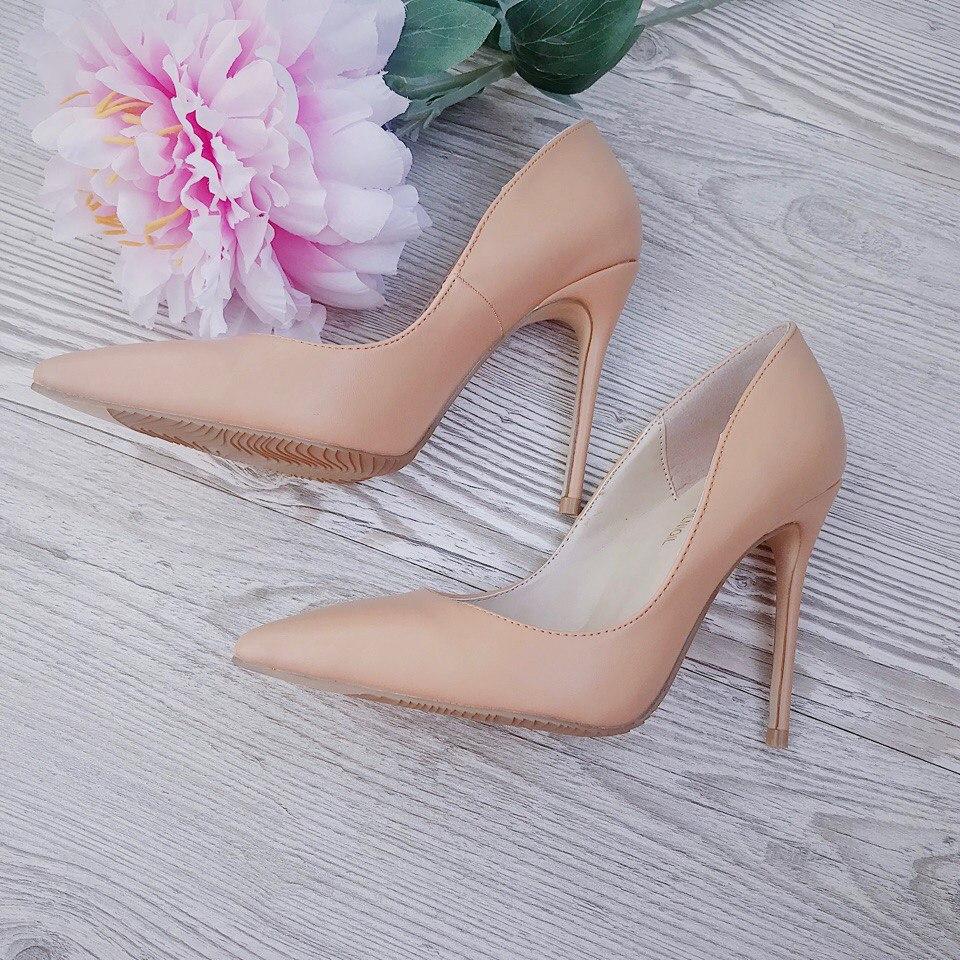Базовые туфли-лодочки