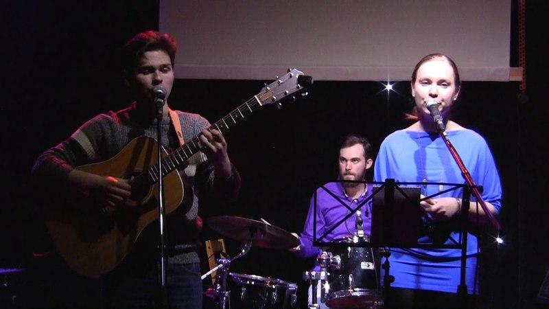 Группа Вторая доля Куба из репертуара группы Запрещенные барабанщики