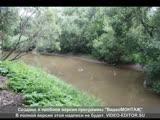 Река Оккервиль в Яблоновке. Малая Охта - (ч.2)