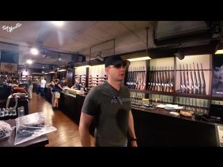 Опасная снайперская винтовка 50 кал. Калашников в Африке. Производство снайперских винтовок.