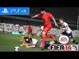 #FIFA14 (Как надо играть в футбол на консолях) [Playstation4]