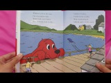 Clifford the big red dog  The wild ice cream machine Book Read Aloud Online With Text And Pictures