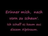Yvonne Catterfeld- Erinner mich, dich zu vergessen. ♥ [with lyrics]
