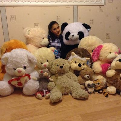 Сабина Джалилова, 23 марта , Санкт-Петербург, id221911005