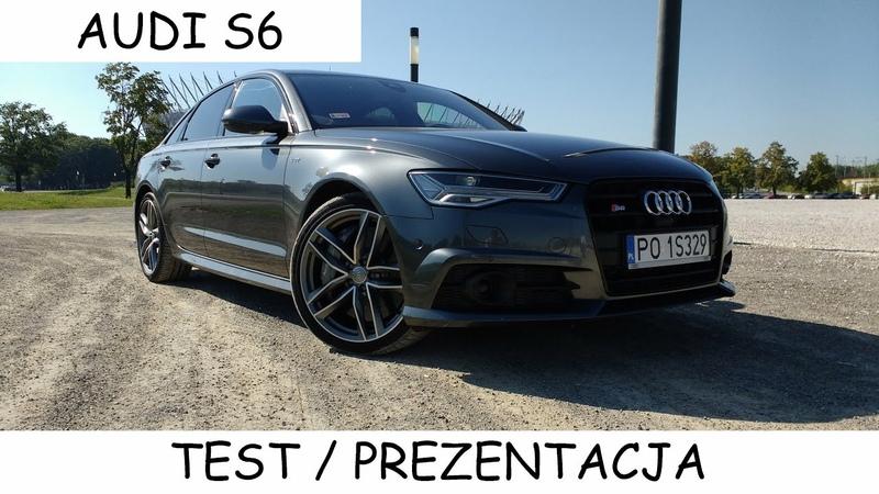 2017 Audi S6 (C7) - Test / Prezentacja
