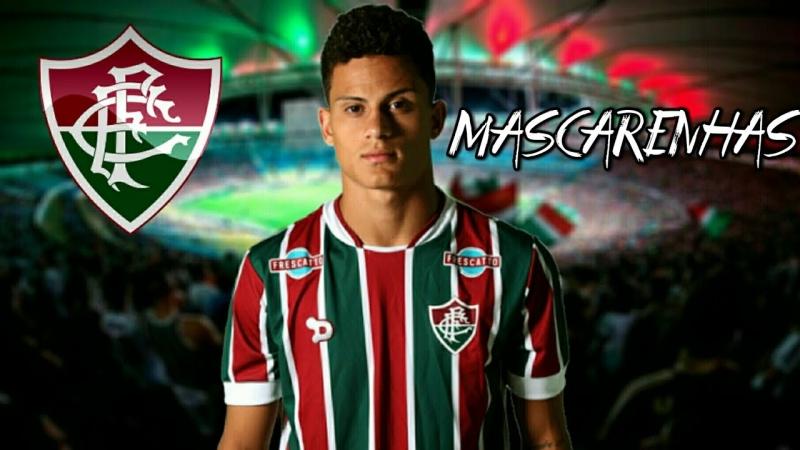 Matheus Mascarenhas pelo Fluminense