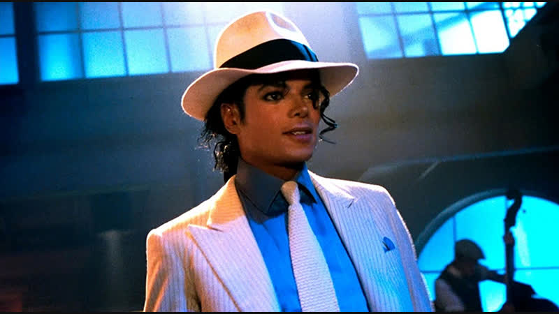 Michael Jackson - Smooth Criminal (Clip, Moonwalker Version)