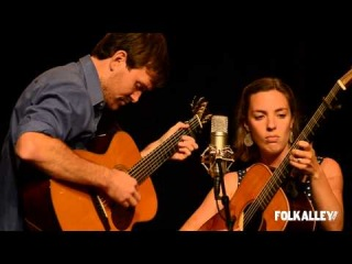 Folk Alley Sessions: The Honey Dewdrops -