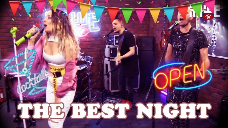 G9 - The Best Night (Лайв на NASHE TV)