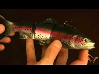 Savage Gear 3D Line Thru Trout Swimbait