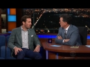 Armie Hammer The Late Show with Stephen Colbert 16 07 18
