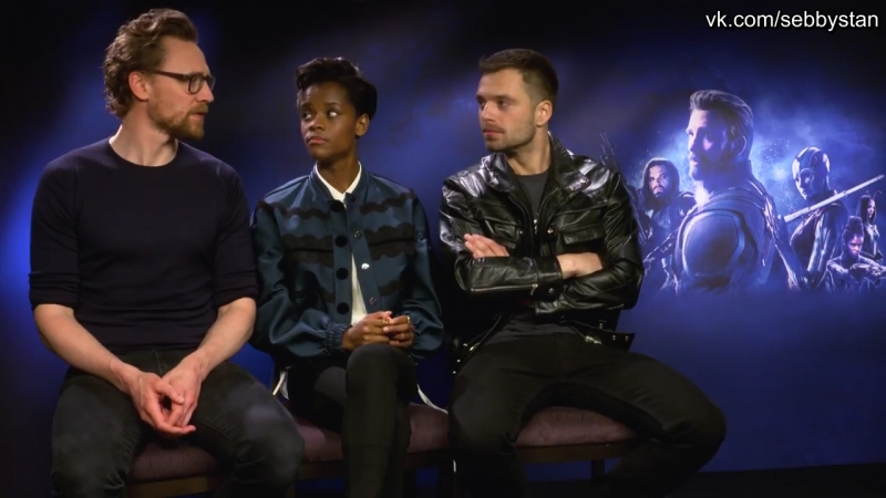 Интервью для IGN Deutschland в рамках промоушена фильма «Мстители: Война бесконечности» | 9.04.18 (русские субтитры)