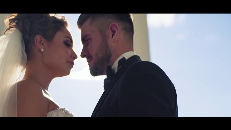 Очень романтическая и красивая свадьба Артема и Насти в резиденции Шенонсо в Подмосковье