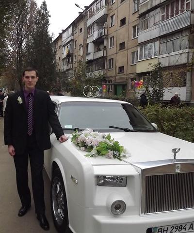 Игорь Филипенко, 2 февраля 1990, Одесса, id5951463