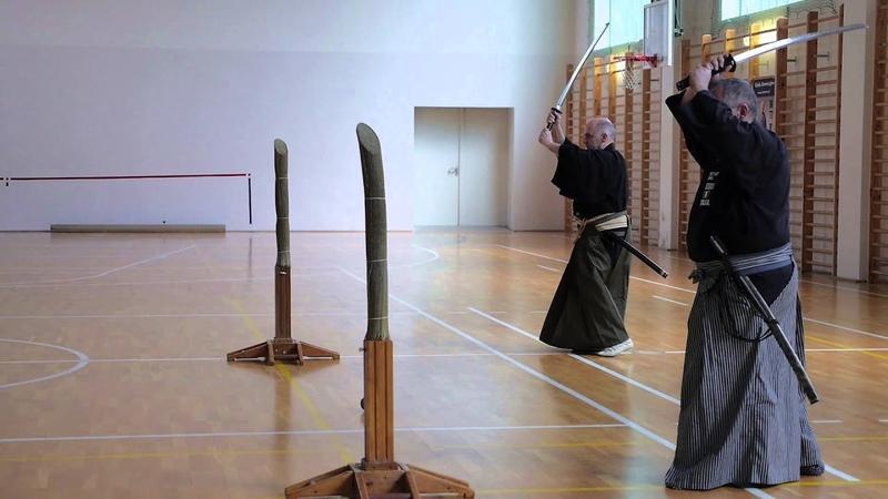 Seitei Tameshigiri Nihon Battodo Renmei | Hanshi Piotrkowicz