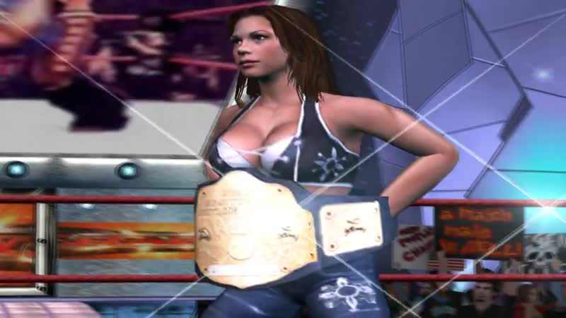 WWE Smackdown vs Raw Mickie James Season Part 7