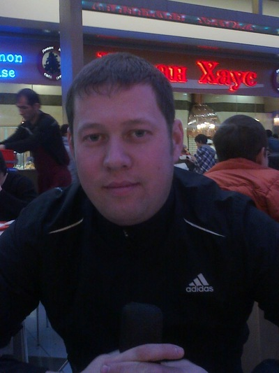 Андрей Красноперов, 7 ноября , Сарапул, id196593242
