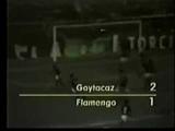 Goytacaz 2 x 1 Flamengo - Campeonato Carioca 1983