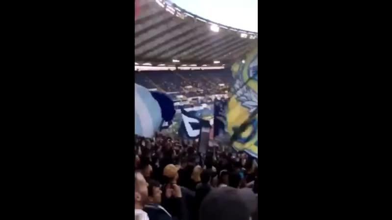 Lazios Curva Nord with racist chants dir t 720p mp4