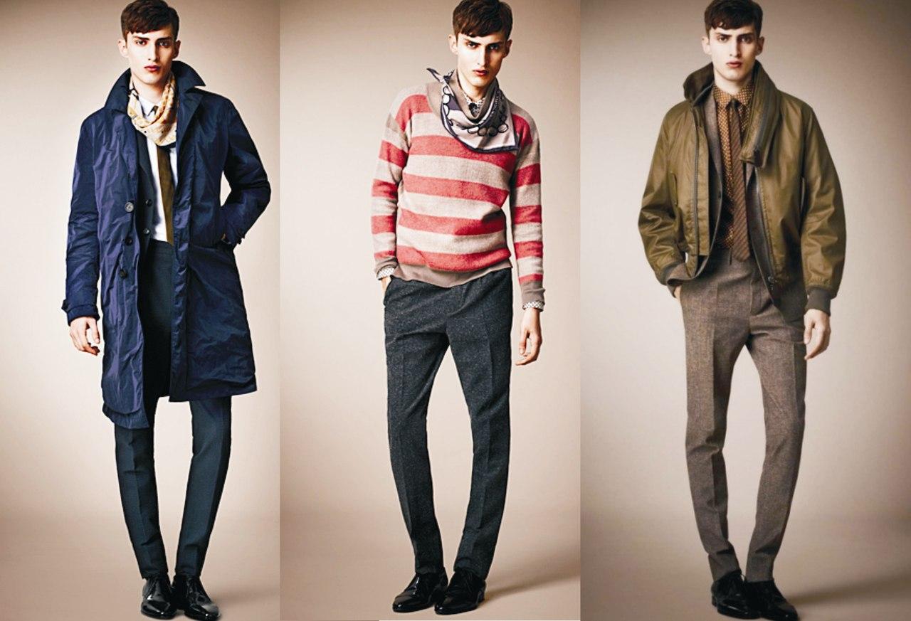Мужская мода весна 2013 мужской